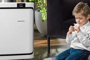 purificador de aire - ¿Purificadores de aire para alergias?