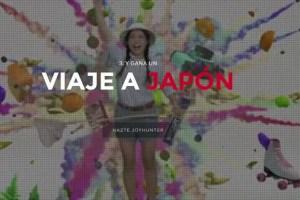 JoyHunter - Hazte JOYHUNTER y gana un viaje a Japón