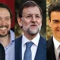 ELECCIONES20D - El tránsito de Plutón y las elecciones del 20D/2015 en España
