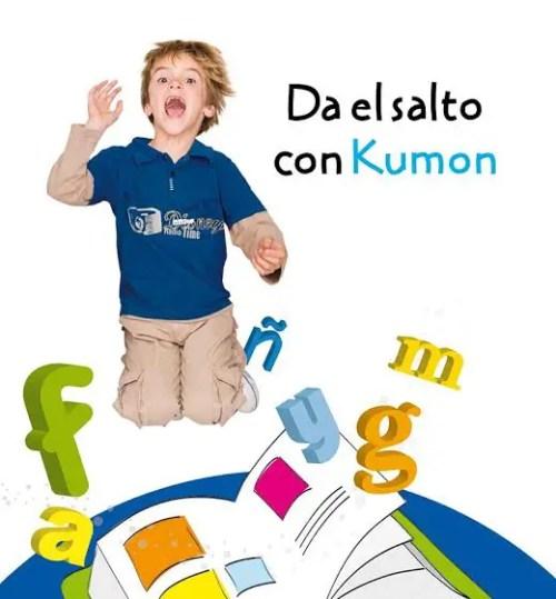 Da el salto con Kumon - Da el salto con Kumon