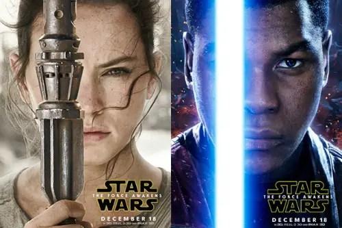 StarWarsx - Star Wars: El Despertar de la Nueva Fuerza
