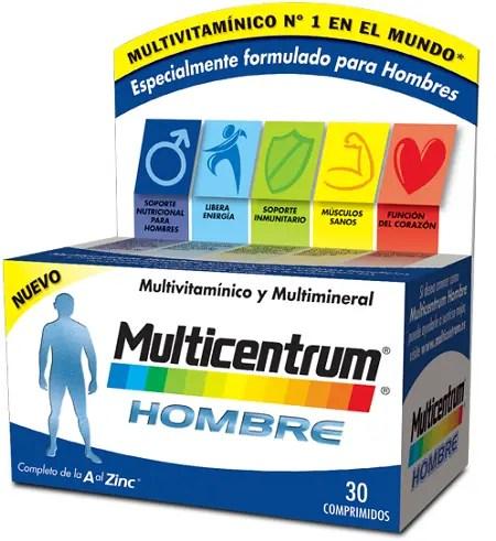 multicentrum - Multivitamínicos y Multiminerales: una ayuda para nuestra salud