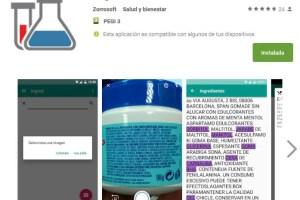 Ingred - Ingred, app que te ayudará a identificar ingredientes no saludables