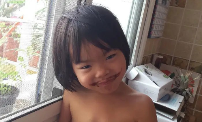 2 - Adopción en China (hace 4 años de mi parto)