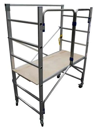 KTL andamios y escaleras de aluminio