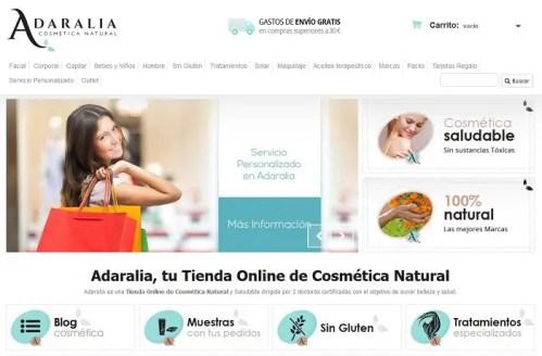 Adaralia cosmética natural - Adaralia cosmética natural