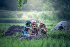 campamentos - Cómo preparar a los hijos pequeños para que viajen solos