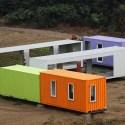 Contenedores modulares de obra para construir casas - Contenedores de obra modulares, una solución ecológica