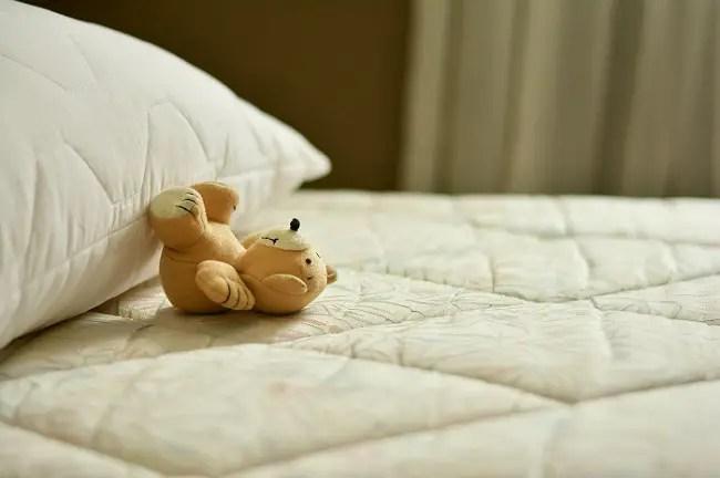 dormir en un colchón adecuado