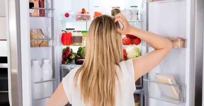 frescos en verano - frigorífico