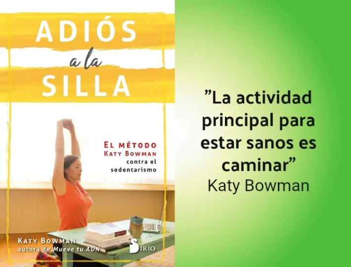 Katy Bowman y el movimiento natural