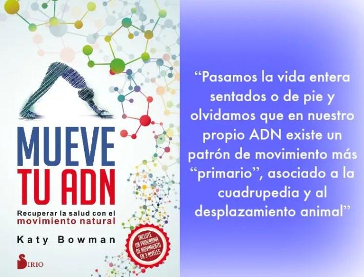 """katy bowman2 - """"La necesidad de movimiento está en nuestros genes"""" Entrevista a Katy Bowman"""