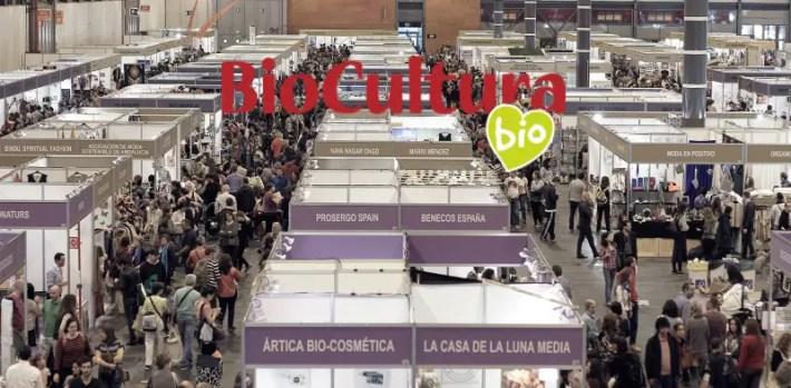 Biocultura Madrid - Sorteo de 20 entradas dobles para Biocultura Madrid 2018