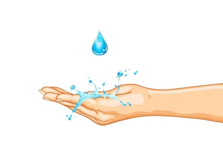 ahorrar agua mano - Consejos para ahorrar en la factura del agua