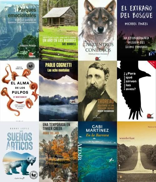 libros naturaleza - libros naturaleza