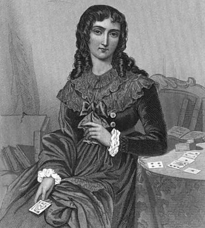 Madame Lenormand - Madame Lenormand, la sibila de los salones