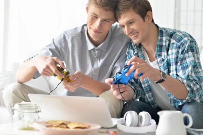 jugar en línea - Jugar en línea. Internet ha cambiado nuestro ocio