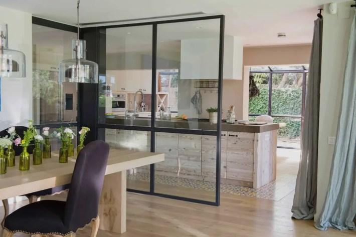 paredes cristal 3 - Paredes de cristal para separar ambientes: Gana amplitud y comodidad
