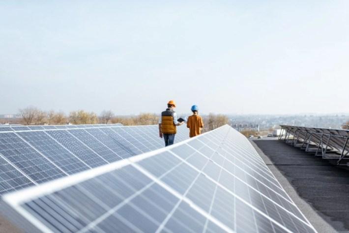 placa solar - Energía solar para autoconsumo industrial
