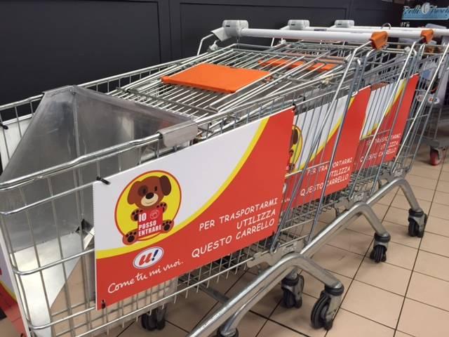 carros de supermercado para perros