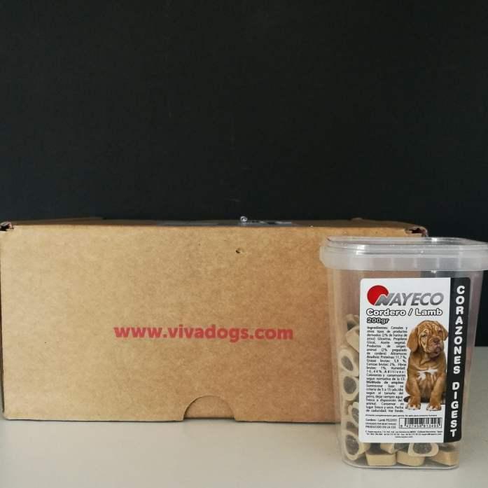 caja de suscripción vivadogs