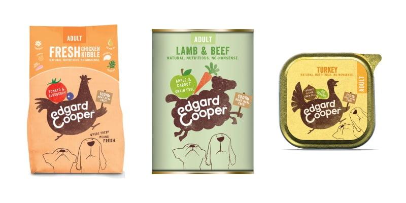 comida ecológica para perros edgar cooper