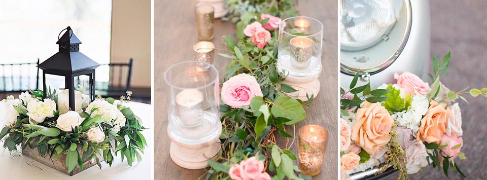 Ideas para decorar la Boda con Rosas  El Blog de una Novia