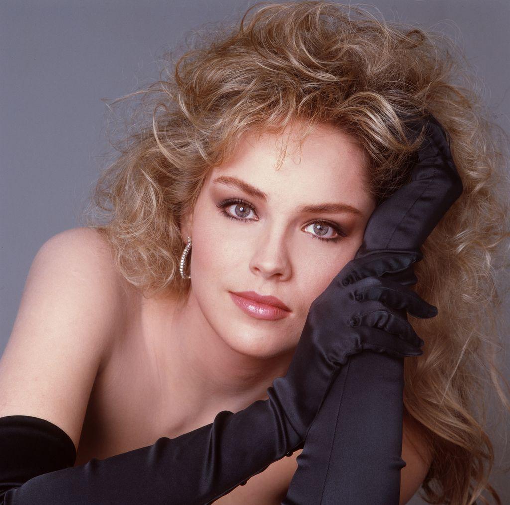 Sharon Stone, una mujer madura muy sensual