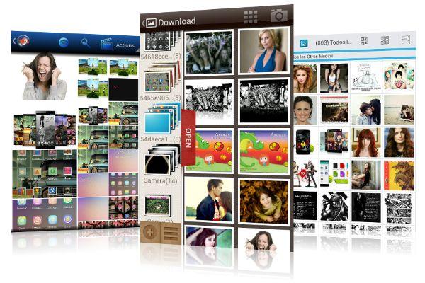 organizar fotos para tu blog