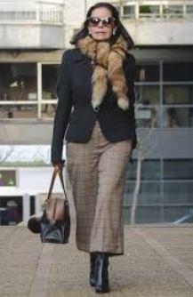 moda invernal mujeres maduras