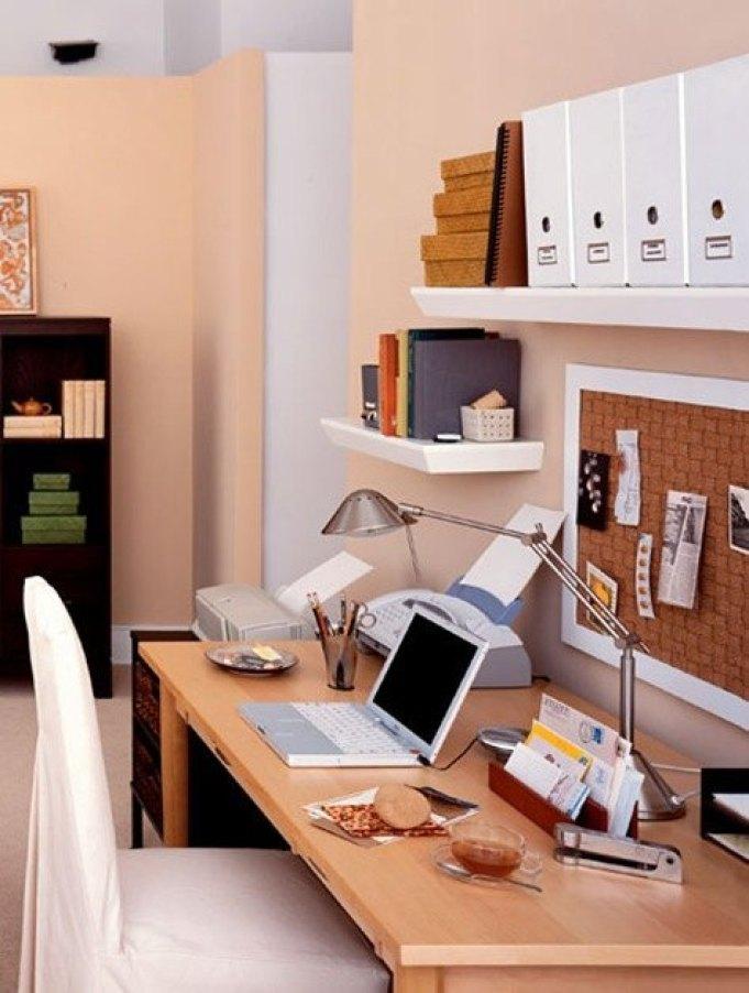 La instalación de mi oficina en casa
