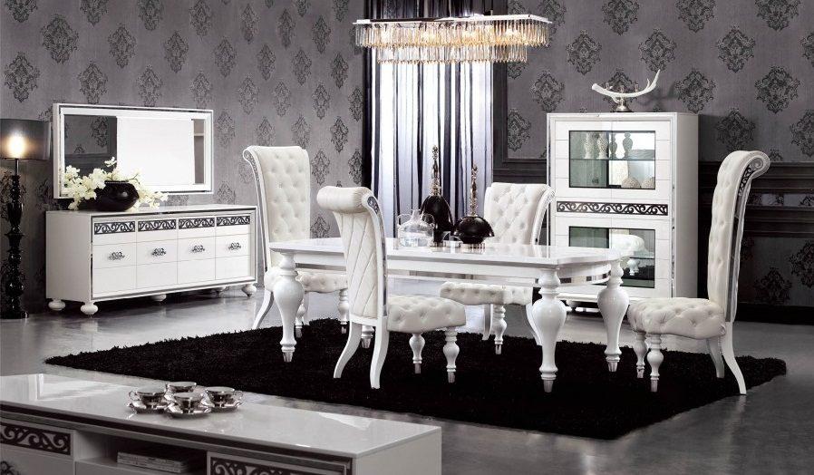 estilo clásico moderno en decoración