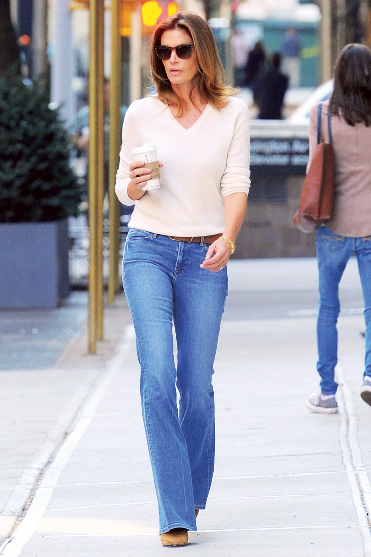 Jeans tobilleros