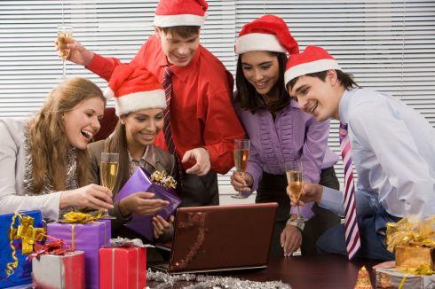 compras en las fiestas navideñas por internet