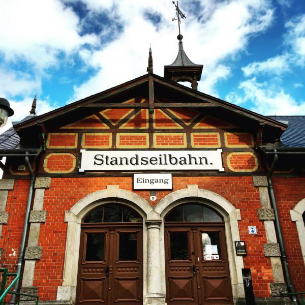 Dresdner Standseilbahn