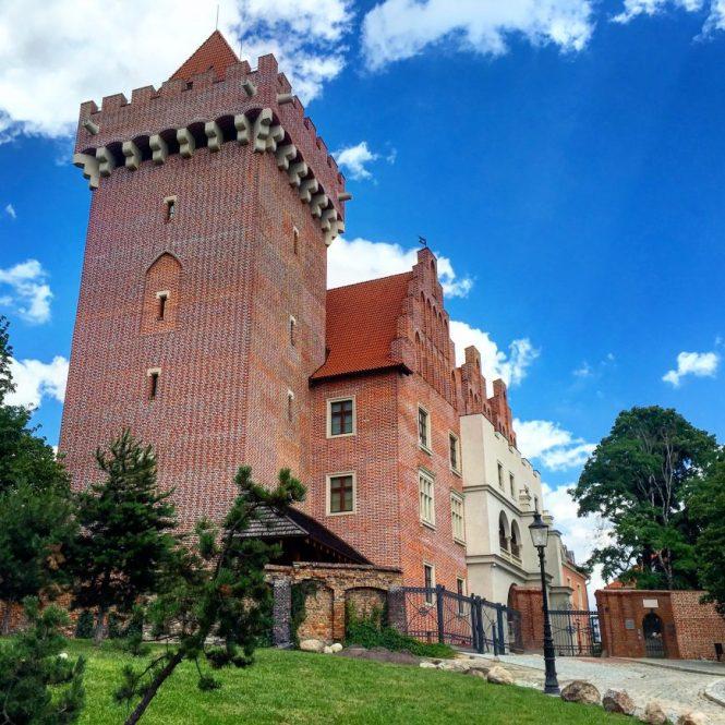 Stadtschloss Poznan