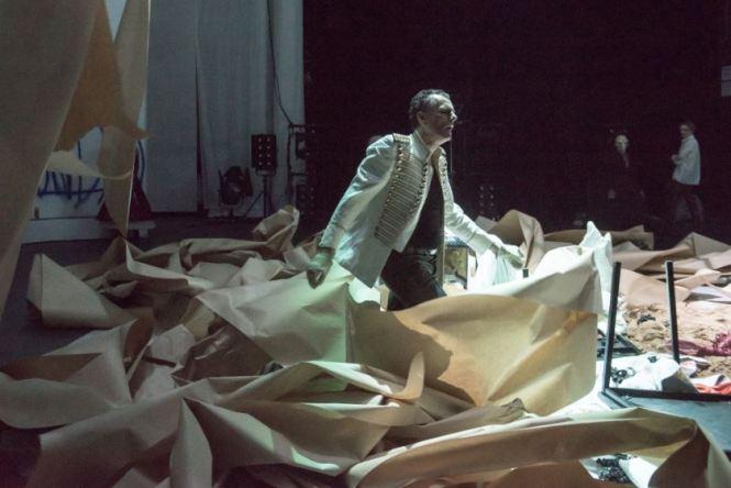 Othello am Staatsschauspiel Dresden