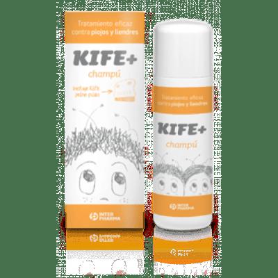 Kife: Champú antipiojos + liendrera