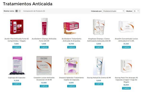 anticaida