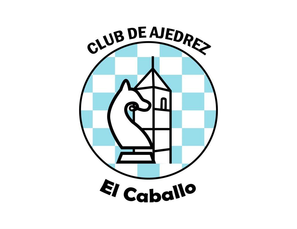 ¡Nuevo logo del Club de Ajedrez El Caballo!