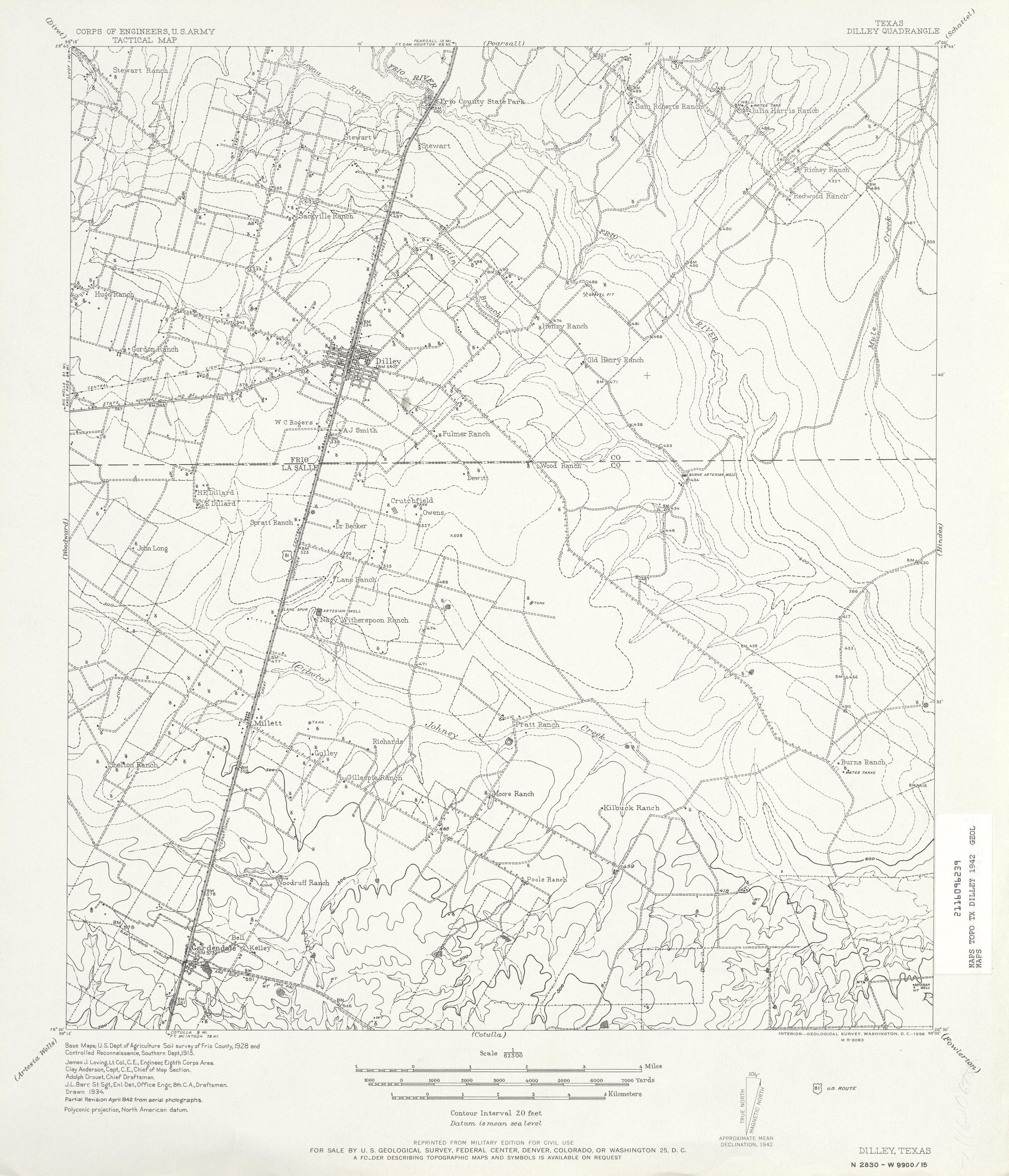 Historic Maps