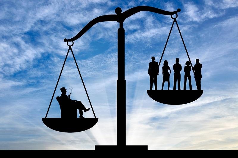 La redistribución de la riqueza, soluciones nuevas al mismo problema