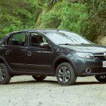 El Renault Logan Crossover Llego A Ecuador Y Al Parecer Se Produce En Colombia