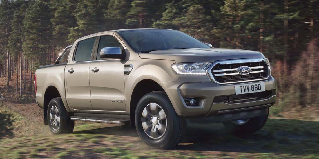 La Ford Ranger 2020 se renueva en Europa con una indita oferta de motores