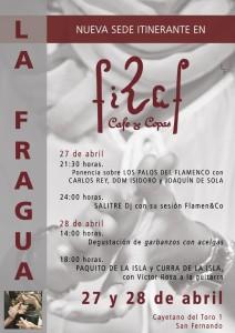 FiRaf y La Fragua