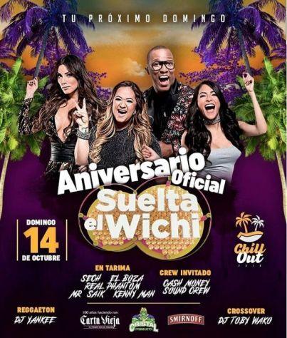 Invitación Suelta El Wichi