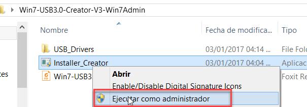 Windows 7] - Integrar Driver 3 0 a una Imagen Booteable de