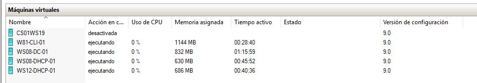 Windows Server 2012 R2] - Migrando DHCP usando Windows