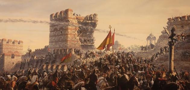 أثار فتح القسطنطينية على العالم الأوروبي والإسلامي