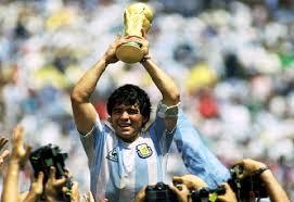 نجوم الرياضة .. مارادونا  Diego Maradona